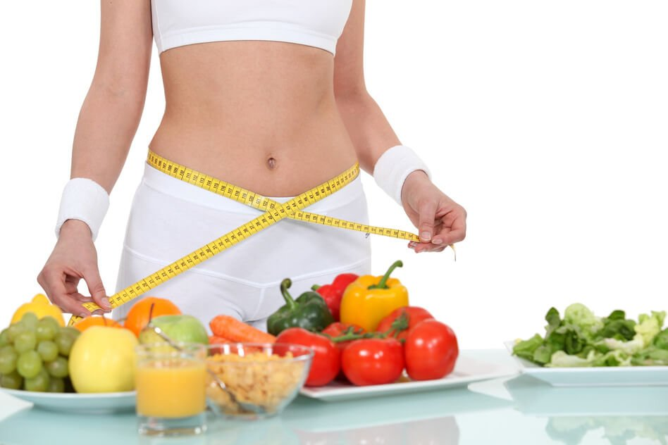 woman-eating-healthy-foods
